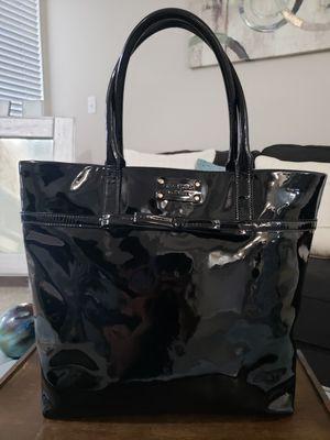 KATE SPADE NEW YORK Bon Vivant Amelia Tote - Black Patent Leather Bag - FRXU2185 for Sale in Stonecrest, GA