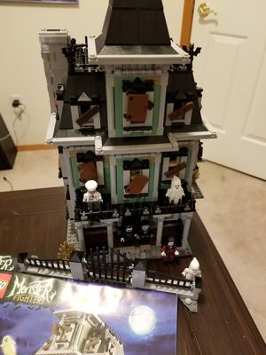 Lego set 10228 Haunted House for Sale in Seattle, WA