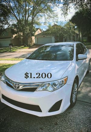 🚙🔥 2013 toyota camry 'Clean title $1200 🚙🔥 for Sale in Coral Gables, FL
