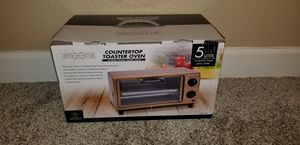 Copper Cuisine Countertop Toaster Oven kitchen household appliance for Sale in Modesto, CA