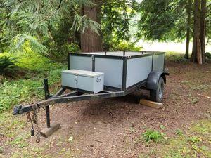 Utility Trailer for Sale in Edgewood, WA
