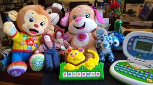 Toys and stuffed animals for Sale in Puyallup, WA