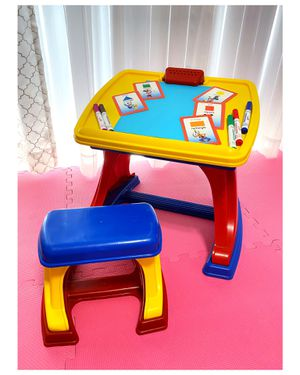 Kids Desk | Kids Table and Chair 🪑 for Sale in Miami, FL