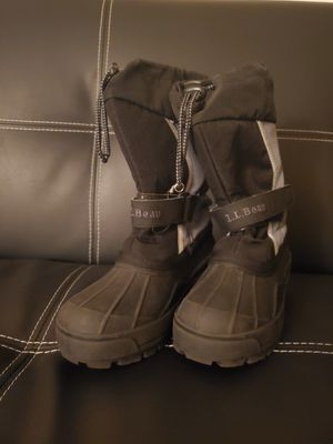 Kids LL Bean snow boots Size 13 for Sale in Downey, CA