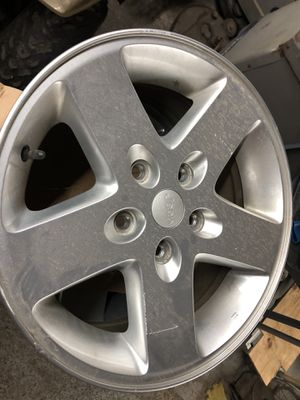 17 inch Jeep wheels for Sale in St. Louis, MO