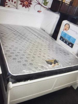Mattress colchon on sale financing available for Sale in Rockville, MD
