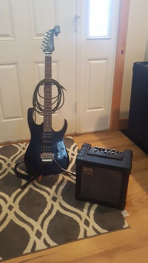 Ibanez RG270 Electric Guitar for Sale in Wasilla, AK
