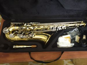 Tenor Saxophone with Case, 10pc Reeds, Mouth Piece, Screw Driver, Nipper, and a Soft Cleaning Cloth. for Sale in Mesa, AZ