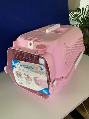 Pick up today NEW carrier for small cat dog for Sale in Monroeville, PA