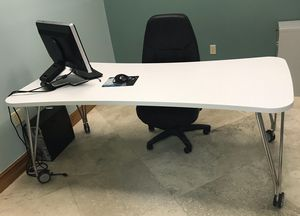 Kartell Max Desk EUC - Retails for $1,345 (2 Available!) for Sale in Hollywood, FL