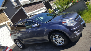 LOW MILES 2013 Chevrolet Equinox 2LT SUV LOADED CROSSOVER for Sale in Seattle, WA