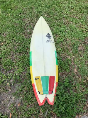 6'0 surfboard for Sale in Palm Harbor, FL