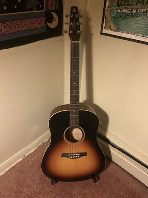 Seagull S6 Acoustic / Electric Guitar for Sale in HOFFMAN EST, IL