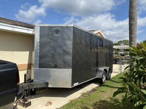 2017 diamond cargo toy hauler enclosed trailer for Sale in West Palm Beach, FL
