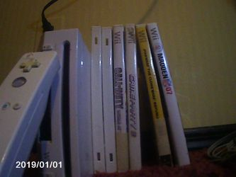 WII in good condition for Sale in Valley Grande,  AL