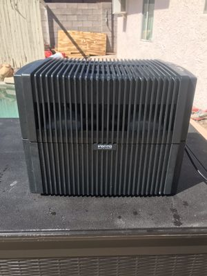 Venta Airwasher 3-Gallon Console Evaporative Humidifier and Air Purifier for Sale in Scottsdale, AZ