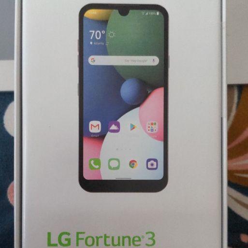 LG Fortune 3 Cricket