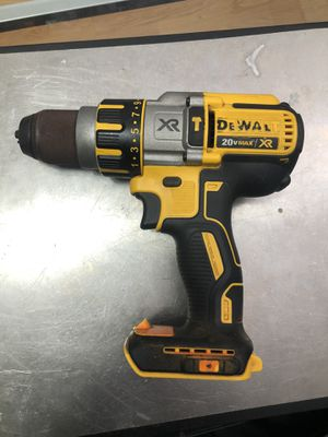 Dewalt 1/2 hammer drill and battery for Sale in Sacramento, CA