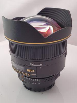 Nikon 14mm 2.8 for Sale in Carson, CA