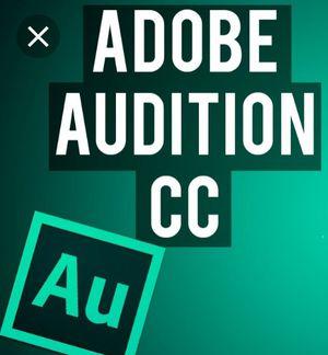 Adobe Audition CC 2019 for Sale in Atlanta, GA