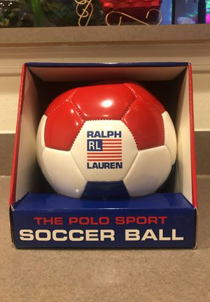 Vintage Polo Sport Soccer Ball for Sale in Silver Spring, MD
