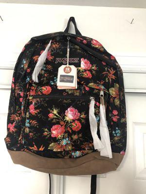 Jansport Counrty Side Garden Backpack for Sale in Massapequa Park, NY