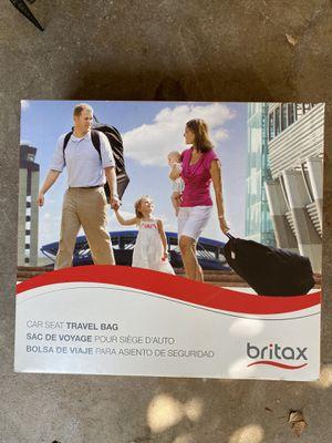 Britax Car Seat Travel Bag for Sale in Cincinnati, OH