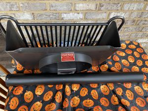 Large Metal BBQ Grill With Cement Base Never Used for Sale in Cedartown, GA