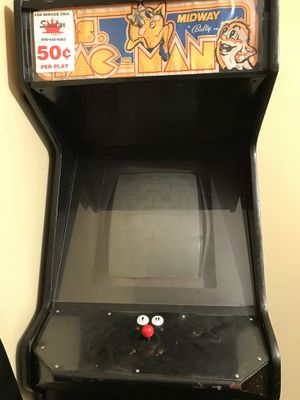 Ms Pac-Man Arcade Machine for Sale for sale  Staten Island, NY
