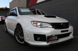 2013 Subaru Impreza Sedan WRX for Sale in Fullerton, CA