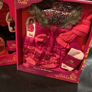 American Girl Outfits, brand New In Box for Sale in Mullica Hill, NJ