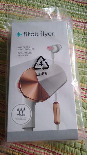 Fitbit Flyer Wireless Headphones!!! for Sale in St. Petersburg, FL