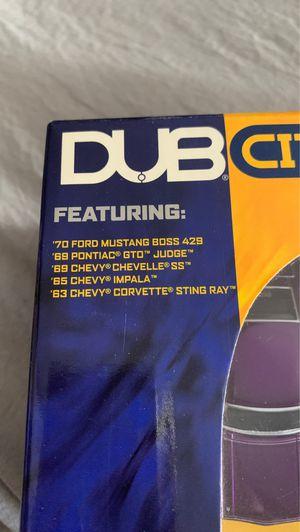 Dub City 5 Deep 1:64 collectible die cast classic cars for Sale in Phoenix, AZ