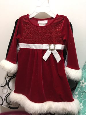 18 month Christmas dress Bonnie Jean for Sale in Lackawanna, NY