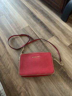 MICHAEL KORS RED BAG for Sale in Franconia, VA
