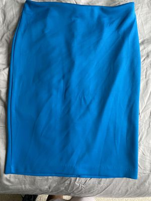 New York & Company Blue Skirt for Sale in Euless, TX