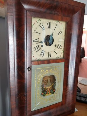 Seth Thomas Brassworks 30 hour Antique Clock for Sale in Monroe, NC