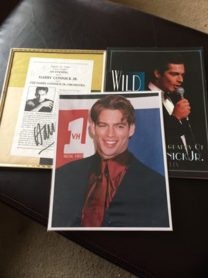 Harry connick jr. package for Sale in Cheektowaga, NY