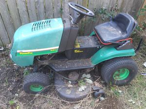 Tractor lawn mower for Sale in Federal Way, WA