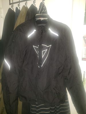 Dainese motorcycle jacket(protective) med for Sale in Tustin, CA