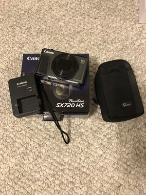 Canon PowerShot SX720 for Sale in Canyon Lake, CA
