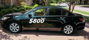 $8OO URGENT For sale 2OO9 Honda Accord EX-L V6 Sport Runs and drives great! Clean title!! for Sale in Grand Rapids, MI