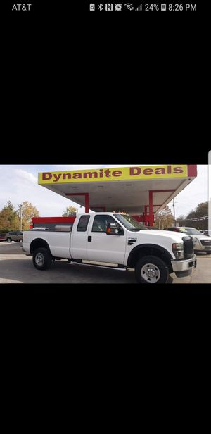 2008 Ford F-350 super duty 4X4 for Sale in Arnold, MO