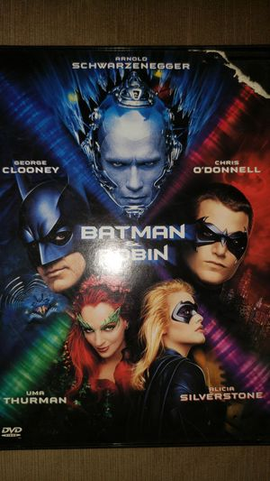 DC Multiverse Batman and Robin DVD Disk 📀 for Sale in Chicago, IL