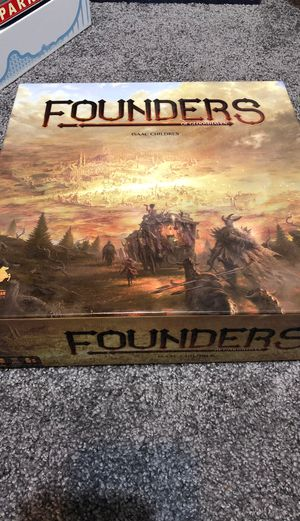 Founders of Gloomhaven board game for Sale in Phoenix, AZ