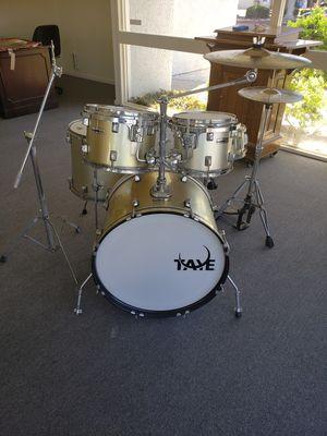 Drumset //Taye RockPro Hardwood for Sale in Tustin, CA