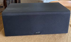 Polk Audio Centre Channel Speaker for Sale in Seattle, WA