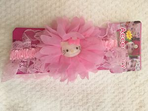 Hello kitty headband-new for Sale in Hartford, CT