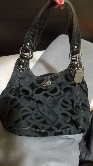 Authentic Coach bag for Sale in Lockport, IL