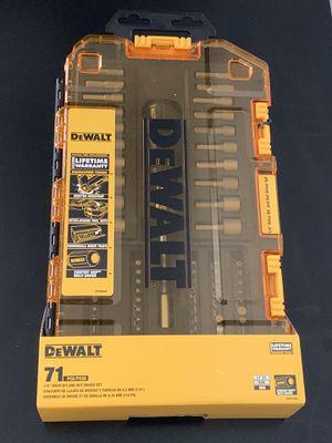 Dewalt Screwdriver and Nut Driver Set for Sale in Mount Vernon, NY